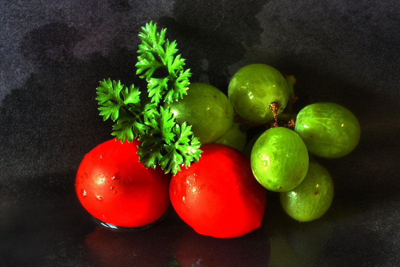 Fruit and Herb.