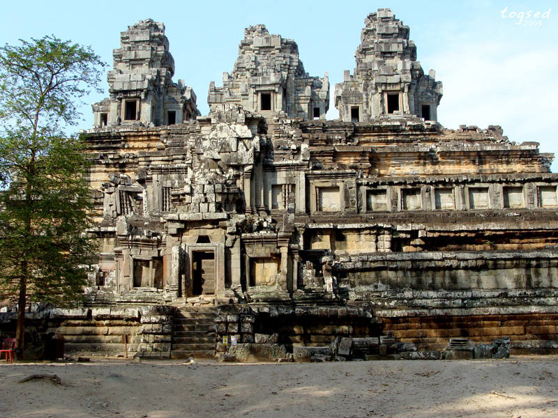 Takeo Temple, Siem Reap Cambodia