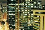 Title: Ortigas At NightNikon EM