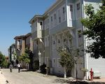 Title: Old Ottoman street and houses