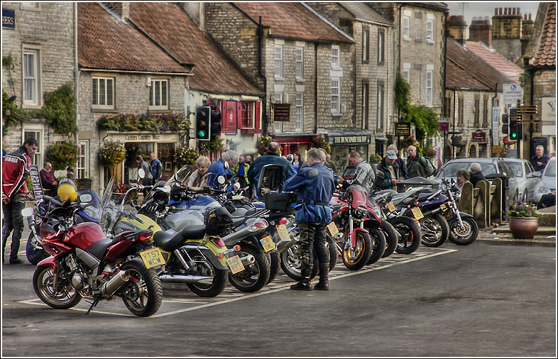 Helmsley Bikers