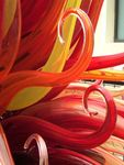 Title: 'glass flames'