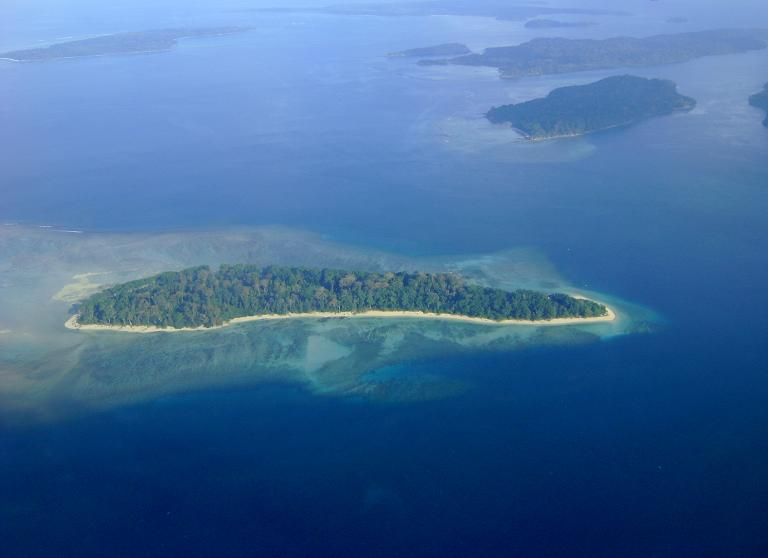 A Paradise-An Island in Andaman ,India