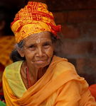 Title: Another old woman
