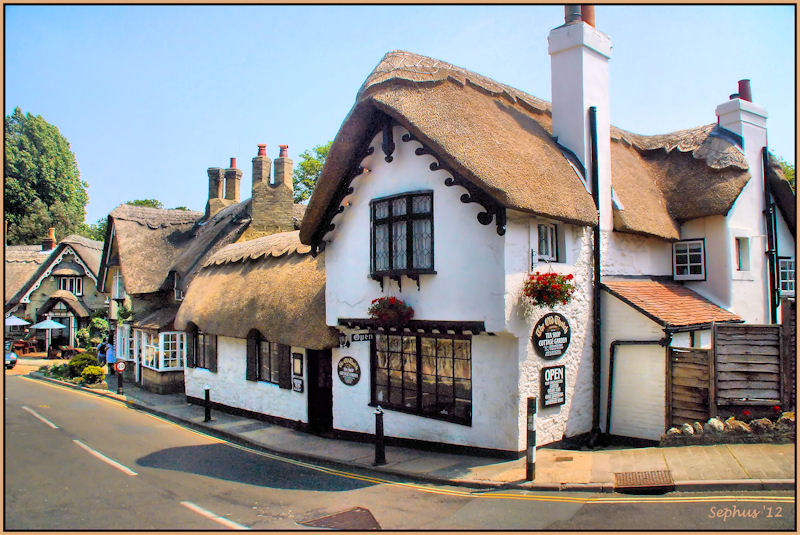 The Old Thatch