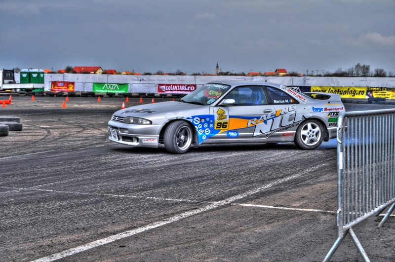 Drifting in HDR