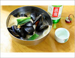 Title: Mussels soup