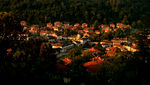 Title: Tryavna from Above