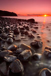 Title: Sunset at Whitehead