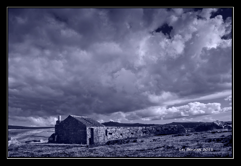 Gathering Storm at Merrivale