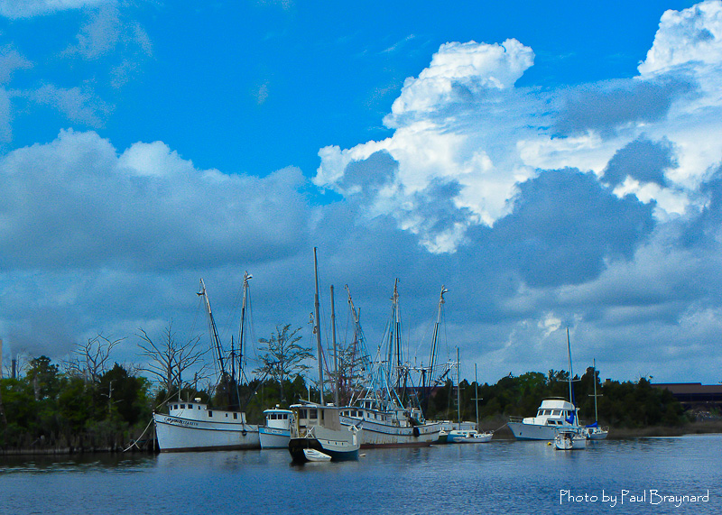 Georgetown Shrimp Boats