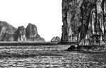 Title: Ha Long Bay, Vietnam III