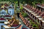 Title: Vietnamese Temples for burials