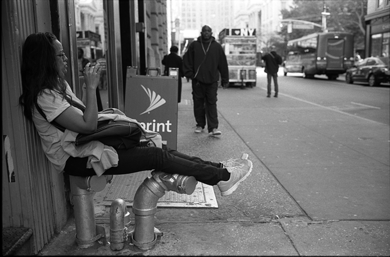 NYC, Mid-Town, Fall 2015