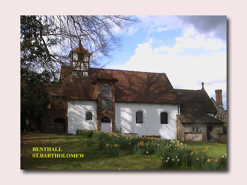 BENTHALL IN SPRING
