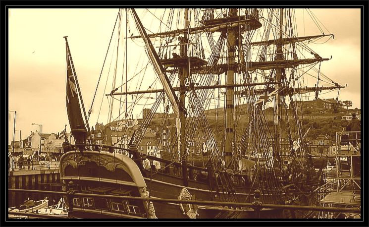Whitby's Endeavour