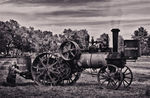 Title: Steam Engine TractorCanon EOS 5D