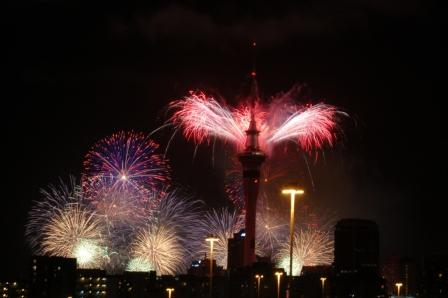 Auckland Welcomes 2011