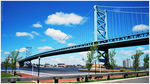 Title: BEN FRANKLIN BRIDGE - PA