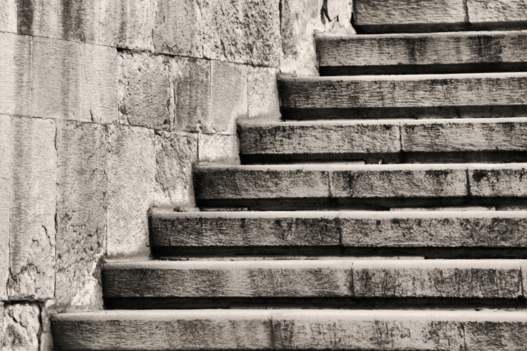 the Steps ...