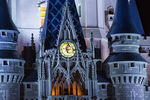 Title: Repetition - Cinderella Castle Clock