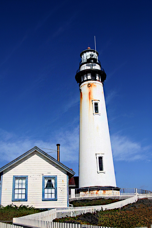 Pigeon Point Lighthouse California Cost