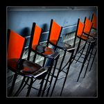 Title: Straight chairsNikon D7000