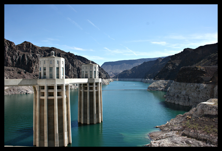 Repitition: Hoover Dam [AZ side]