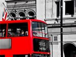 Title: Double decker bus