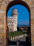 Title: Leaning Tower of Pisa