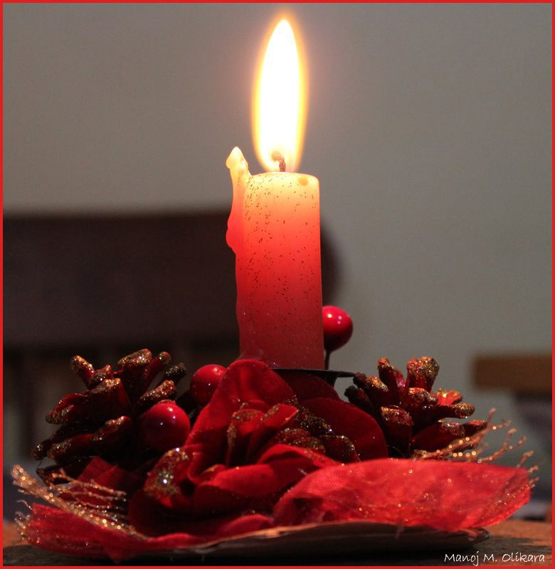 Candle of Life.........