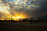 Title: Dubai after the raincanon