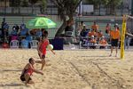 Title: Beach Volleyball Fun DayCanon EOS 550D