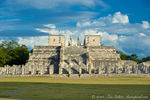 Title: Chichen-Itza (Temple of the Warriors)Nikon D100 with MB-D100