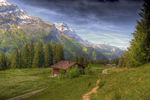 Title: Chalet by the lake Retaud