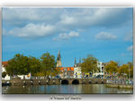 Title: A View of Delft