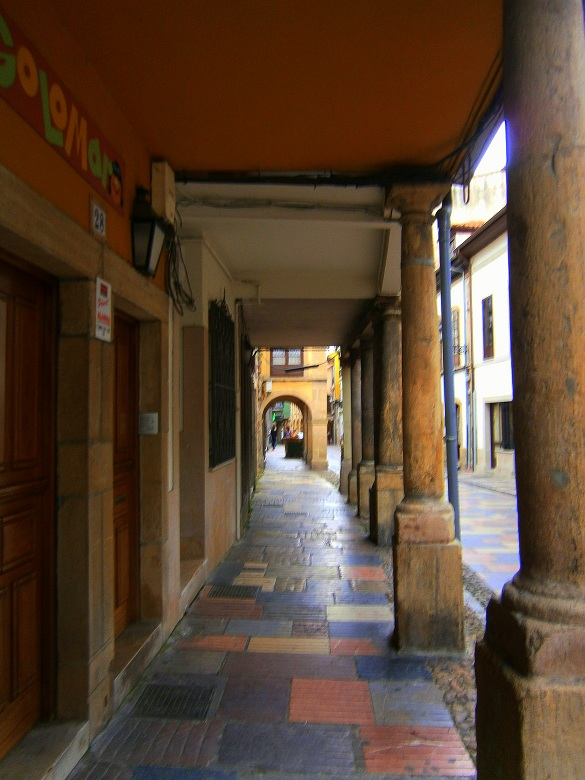 walkways of aviles