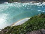Title: Rainbow Over The Falls