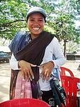 Title: Cambodian Smile