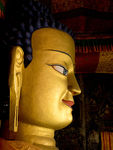 Title: The Buddha at Shey