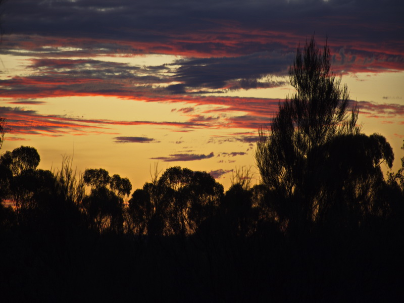 Kalgoorlie Sunset