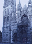 Title: Monet in Rouen