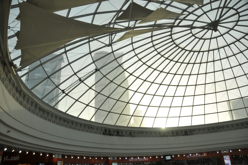 Life from a shopping mall