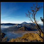Title: Misty Mount Of Bromo