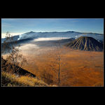 Title: Misty Of Bromo