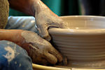 Title: The Potter's Hand