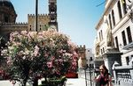Title: A Tourist in Beautiful PalermoNikon Zoom Touch 470 AF