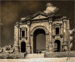 Title: Arch of Hadrian