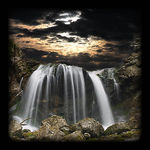 Title: Waterfall from hellOlympus C-8080 WZ