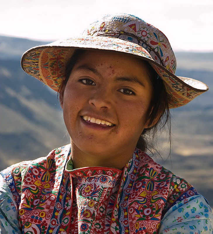 Faces of Peru [3]